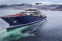 Kleven Verft delivers 116-metre superyacht to New Zealand's richest man