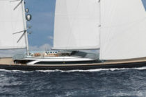 Perini Navi to launch 70 metre Sybaris superyacht