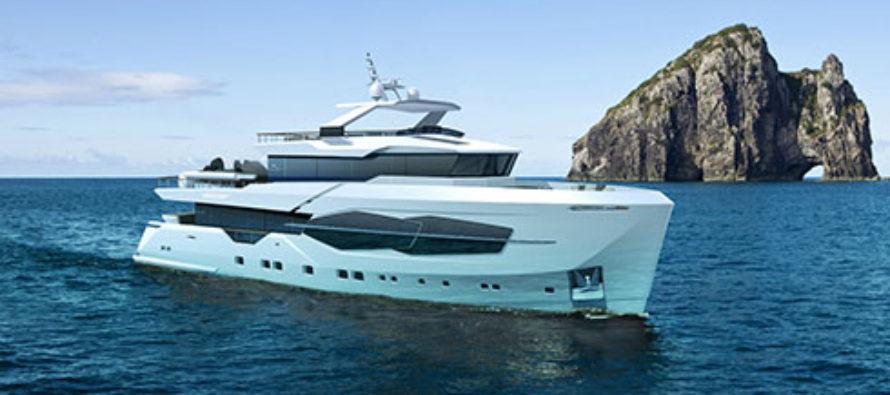 Burgess Yachts creates 32.5 metre Numarine 32XP
