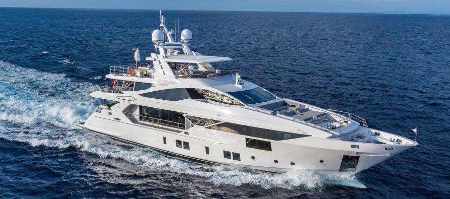 Arcon Yachts to manage build of 38.1-metre Benetti Vivace 125 superyacht