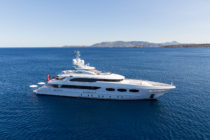 M/Y Ariadna sold by Imperial