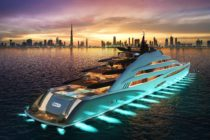 Oceanco reveals Amara at Dubai International Boat Show