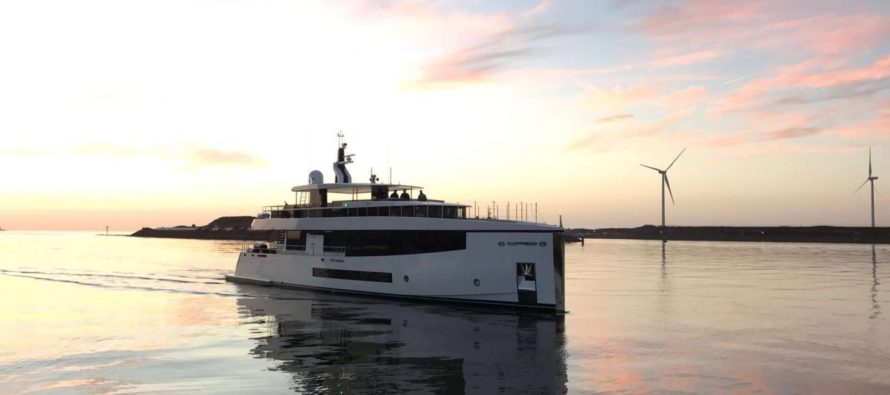 Feadship Letani completed in record time