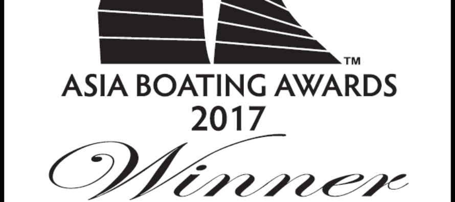 Azimut wins 'Best Brand Presence' at Asia Boating Awards