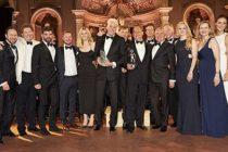Lürssen sees success at the 2017 World Superyacht Awards