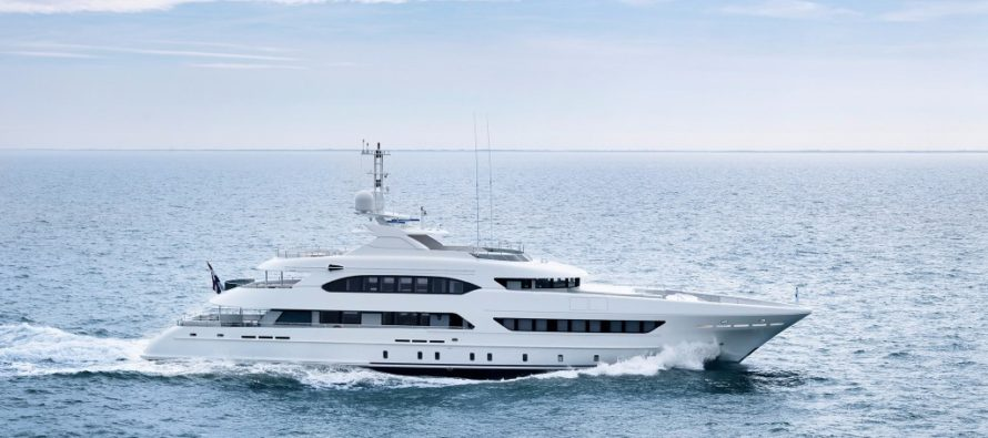 Heesen's Project Ruya sold