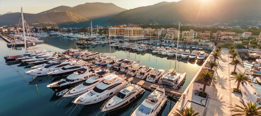 Porto Montenegro becomes the first 'Platinum marina'