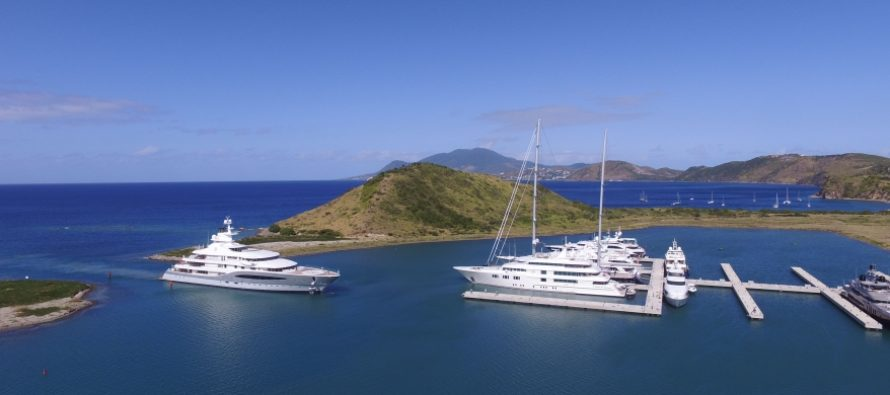 St Kitts and Nevis yacht traffic grows for fifth year running