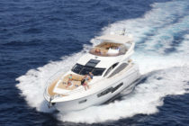 Northrop & Johnson sells Serenity II, lists Allegria