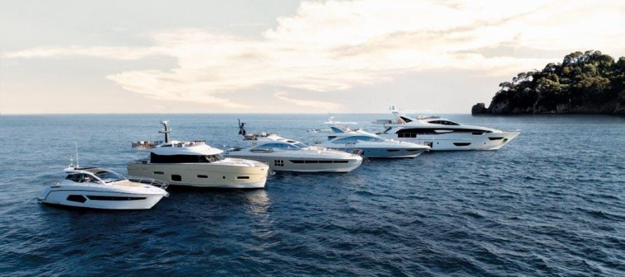 Azimut Yachts celebrates wins at Cannes