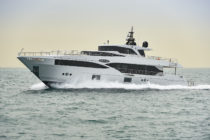Gulf Craft gives Majesty 100 its European debut at Cannes 2017
