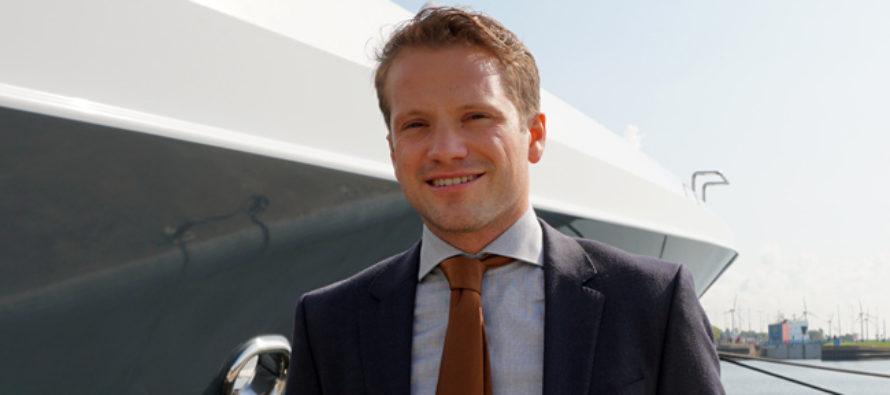 Rutger Dolk joins AMELS as sales manager