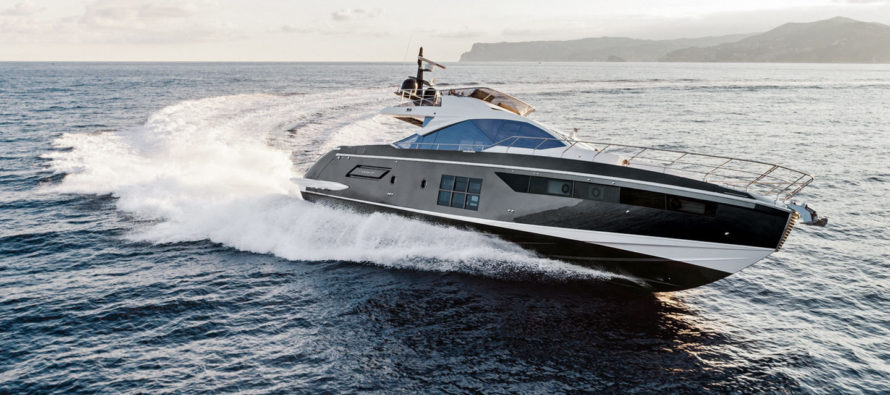 Azimut Yachts to display 18 models at Fort Lauderdale 2017