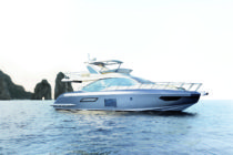 Azimut will premiere Atlantis 51 and Azimut 55 Fly at Boot Dusseldorf