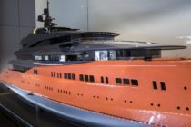 Oceanco presents diamond-coated Project Lumen