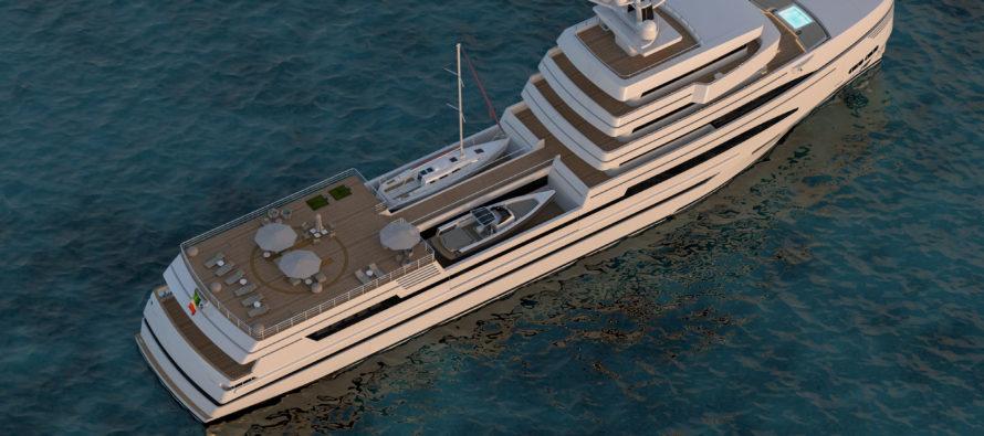 Rosetti Marino enters yacht building