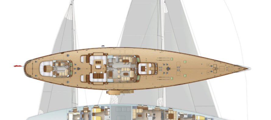Vitters signs contact for new 50-metre ketch