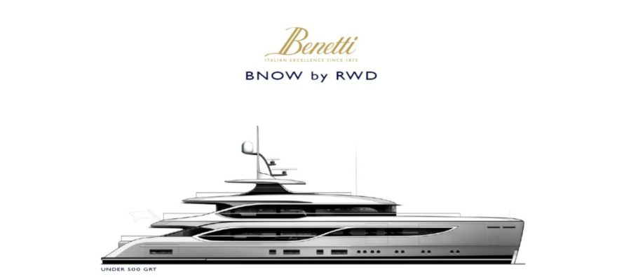 Benetti previews four custom builds