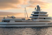 Rosetti gives details on new 85-metre expedition vessel
