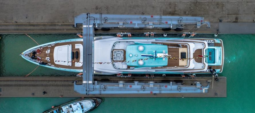 CRN launches 50 metre Latona