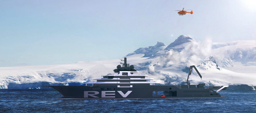 GYG signs LOI for largest research vessel