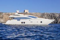 M/Y Sicilia IV Aicon for sale