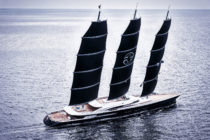 Oceanco delivers Black Pearl