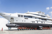 Benetti Launches 49 metre M/Y Elaldrea+
