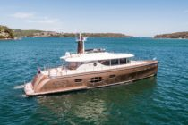 Motor yacht NISI available for charter with Northrop & Johnson