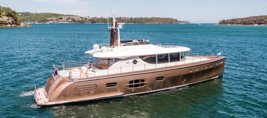 Northrop And Johnson >> Motor Yacht Nisi Available For Charter With Northrop Johnson