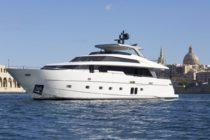 M/Y GB2 San Lorenzo SL94 for sale with West Nautical