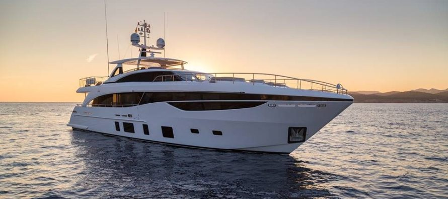 A Regal Recovery – Princess Yachts