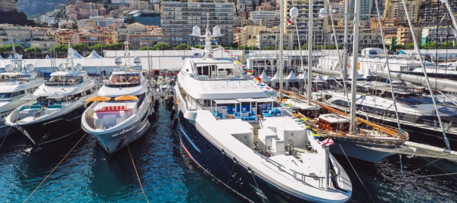What yachts are brokers bringing to Monaco?