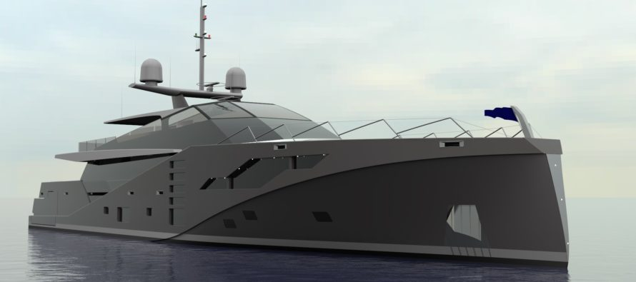 Ocean Independence present Project STEALTH ARV