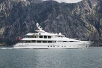 Charter yacht 'La Tania' awarded 'Best Charter Yacht 2018'