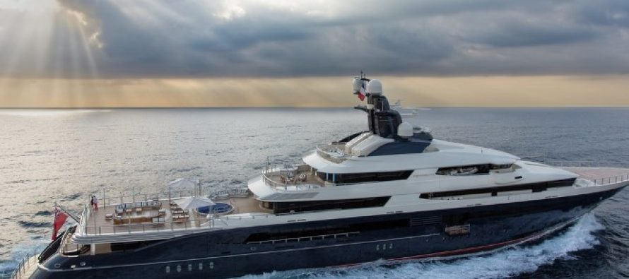 Auction for superyacht 'Equanimity' now closed