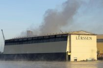 Hiscox puts $13 million aside for Lurssen fire