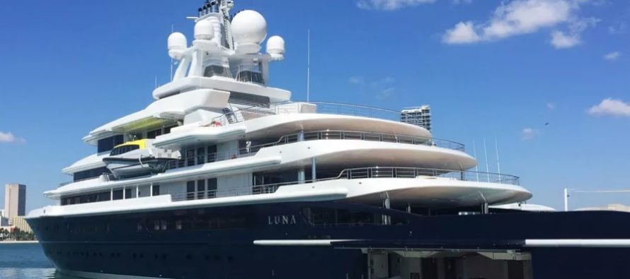 Helicopter sold in UK's largest divorce settlement and superyacht could be next