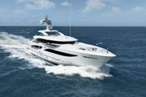 The 56m superyacht Galvas delivered by Heesen