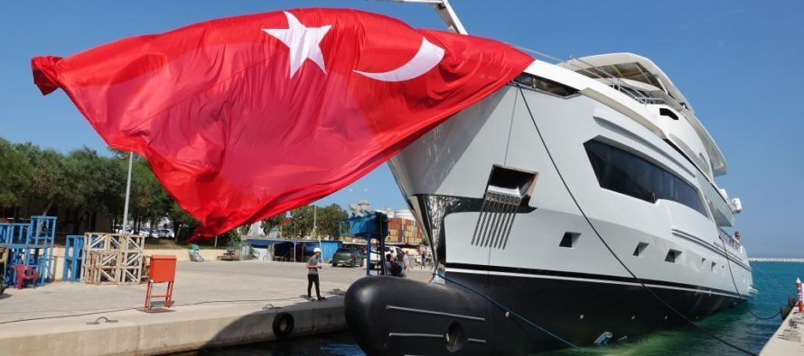 Turkish builder AvA Yachts launches first Kando 110 series explorer yacht