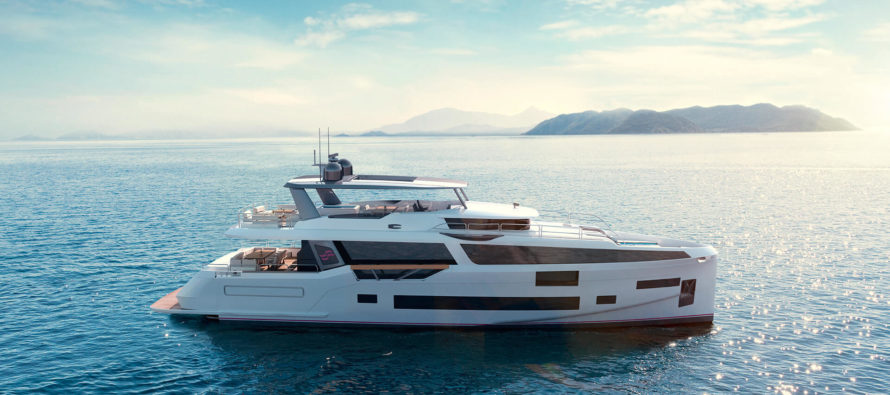 Sirena 88 flagship superyacht launched by Turkish Sirena Yachts