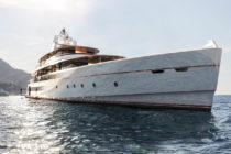 Superyacht painting firm predicts rosy year-end results