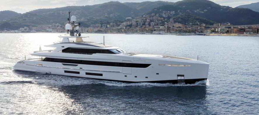 Superyacht Tankoa S501 to debut at the 2019 Monaco Yacht Show