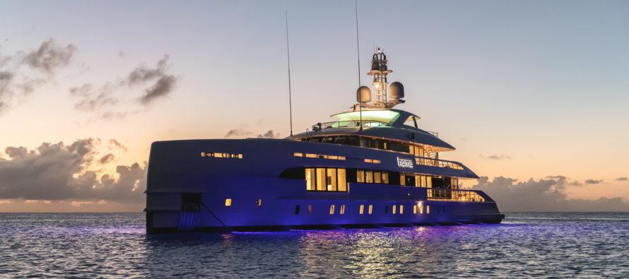 Superyacht market to reach $10.2 billion by 2025