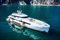 Nidec fits electric power plant to the superyacht Wider 165
