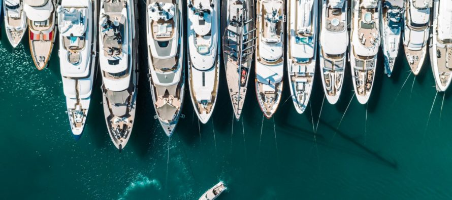 Superyachts get greener: four top trends from the Monaco Yacht Show