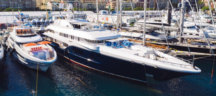 OPINION: September is showtime for superyachts