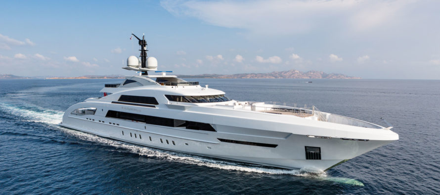 Heesen sets out superyacht strategy and issues Project Cosmos update