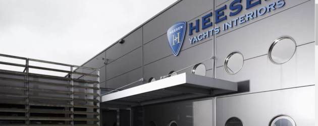 Heesen Interiors opens its new superyacht workshop facility