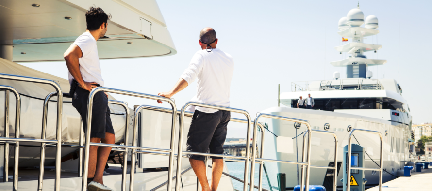 How to guarantee superyacht crews' health and well-being